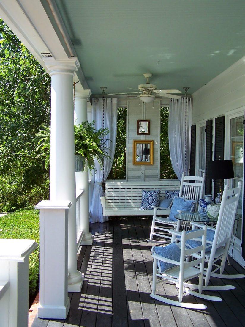 front porch ideas shutter hardware