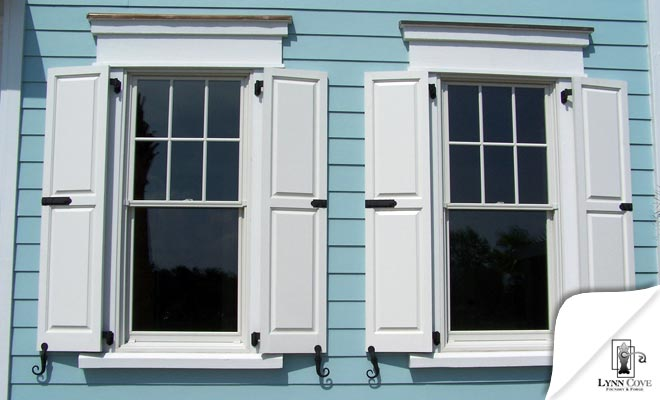 Making The Most Of Exterior Shutter Hardware